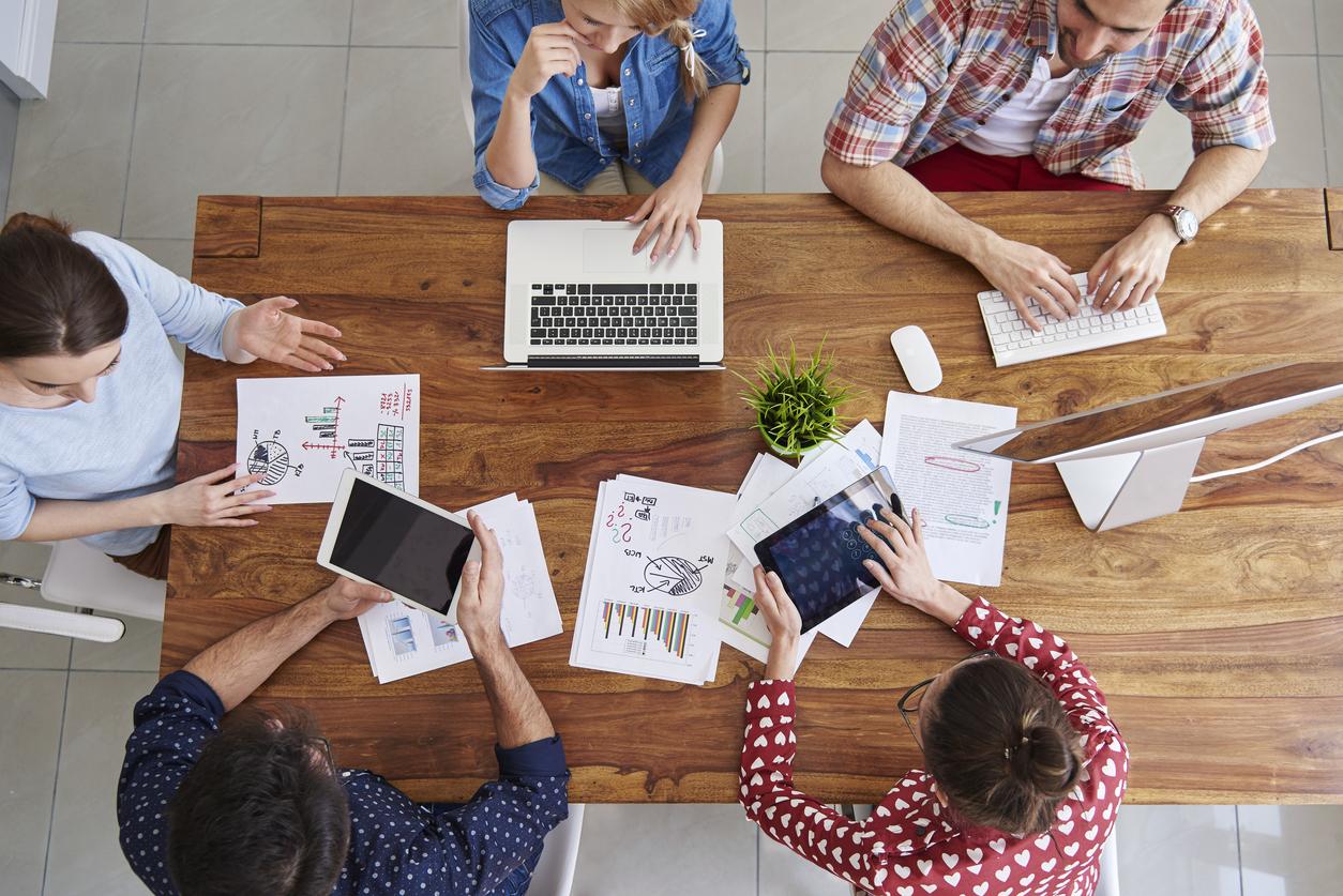 Lo smart working passa anche dalla ridefinizione degli spazi in ufficio
