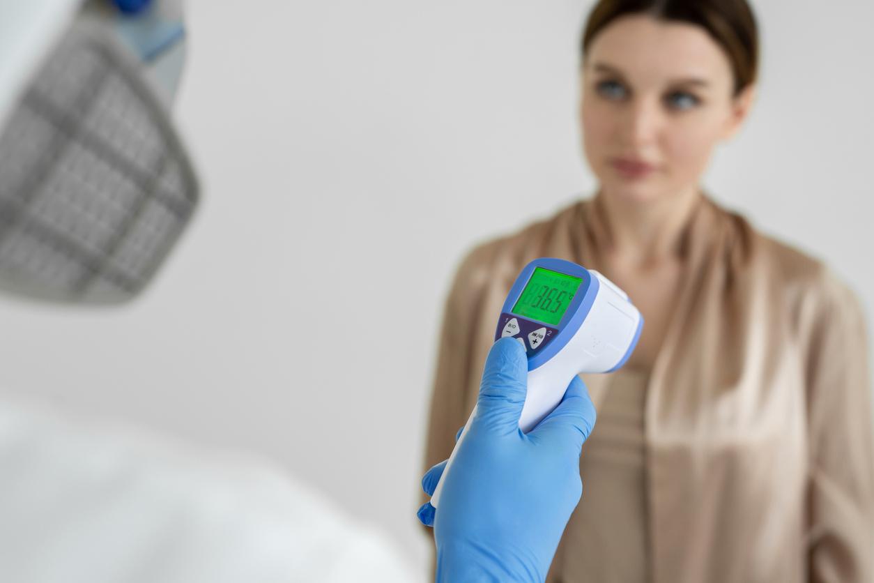 Misure di sicurezza per le aziende: il rilevamento della temperatura corporea