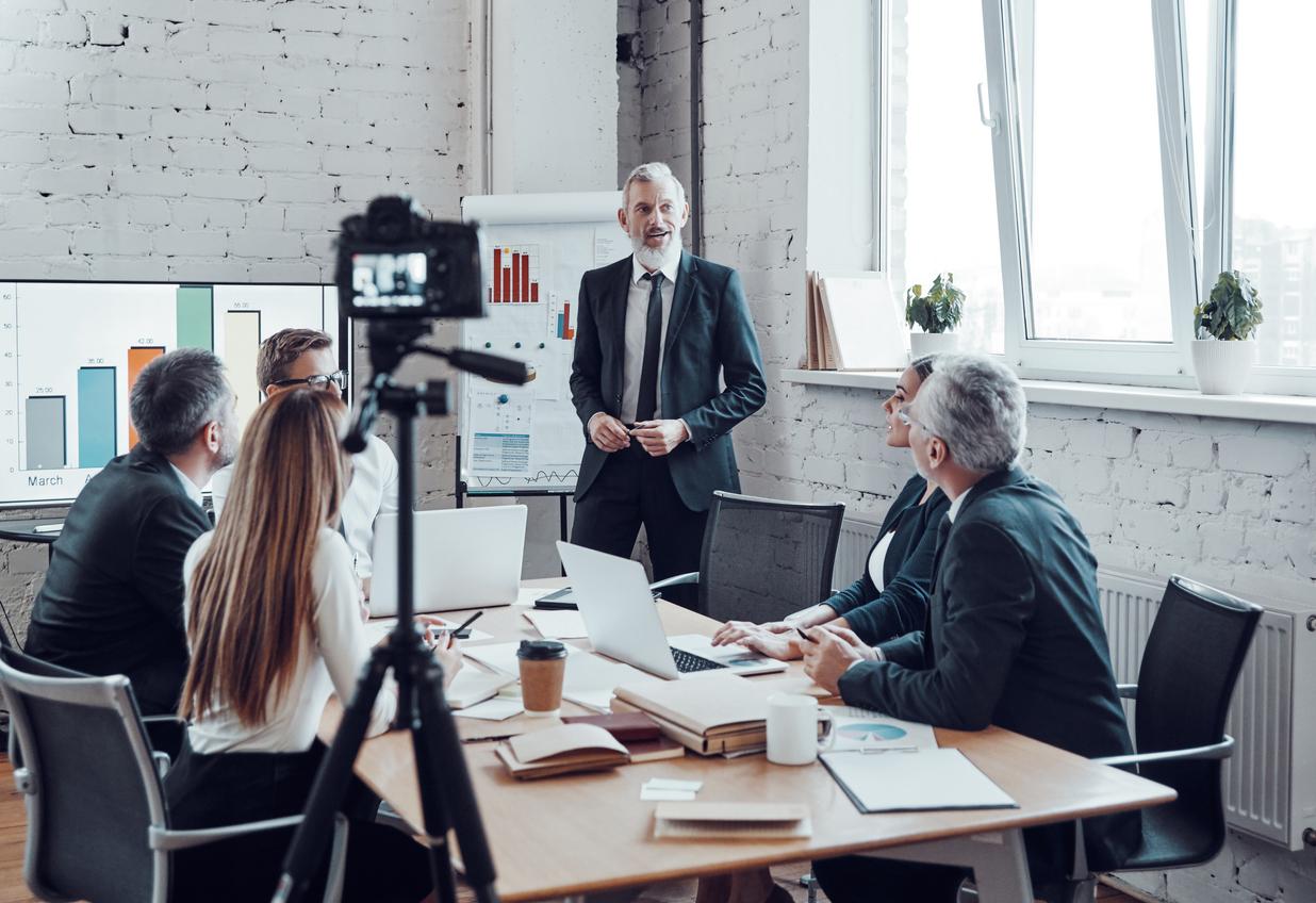 Il tuo evento digitale perfetto? Va in onda dalla casa degli imprenditori